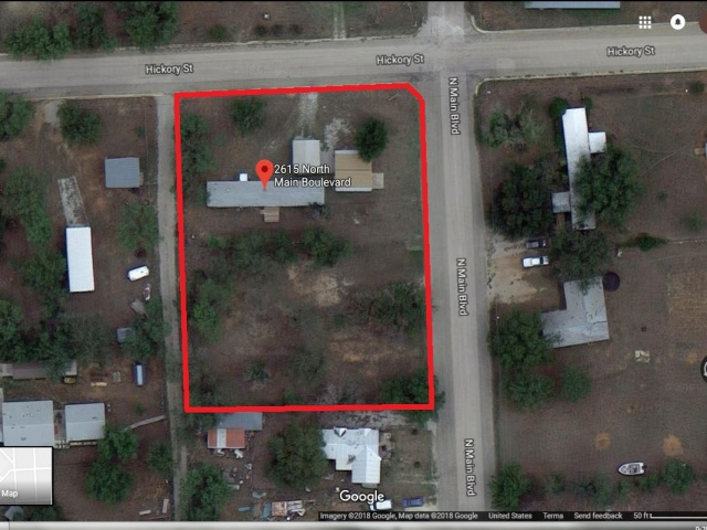 2615 N MAIN BLVD.,BROWNWOOD,Texas 76801,Homes,N MAIN BLVD.,1156