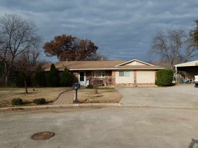 208 PARK DR., EARLY, Texas 76802, ,Homes (Sold),Sold,PARK DR.,1186